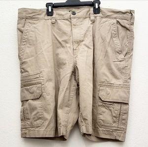 Eddie Bauer Tan Cargo Shorts
